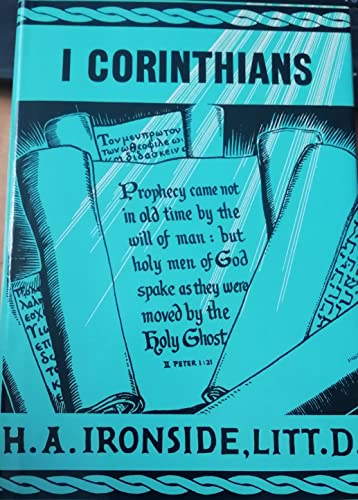 9780872133549: Addresses on the First Epistle to the Corinthians