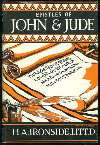 9780872133723: Addresses on The Epistles of John and an Exposition of the Epistle of Jude