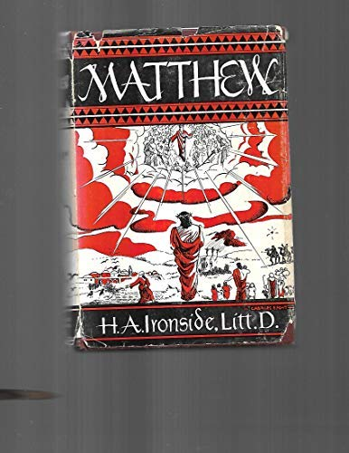 9780872133785: Expository Notes on the Gospel of Matthew