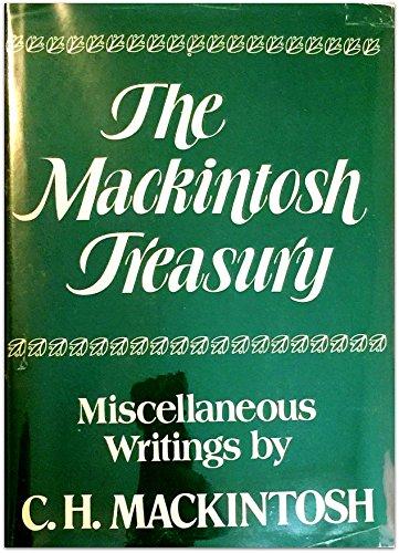 9780872136090: Mackintosh Treasury: Miscellaneous Writings