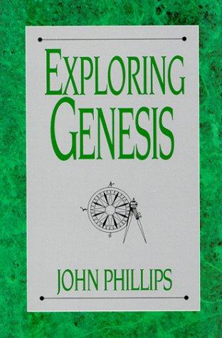 9780872136595: Exploring Genesis (The Exploring Series)