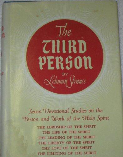 The Third Person: Lehman Strauss