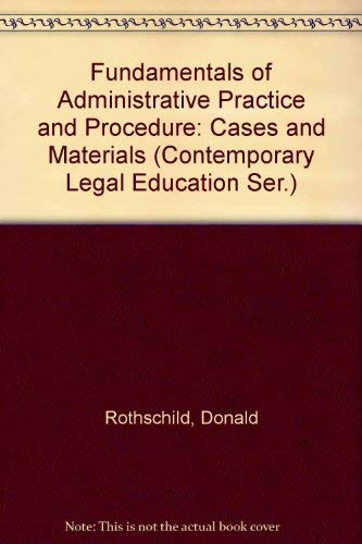 administrative practice case law Administrative law civil procedure  14,000 + case briefs, hundreds of law professor developed 'quick' black letter law  thank you for registering as a pre-law.