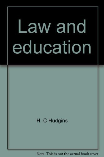 9780872159044: Law and education: Contemporary issues and court decisions