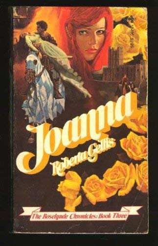 9780872164901: Joanna (The Roselynde Chronicles, Book 3)