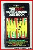 9780872164918: The Backgammon Quiz Book