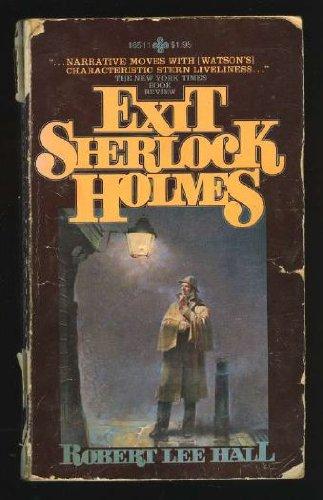 9780872165113: Exit Sherlock Holmes