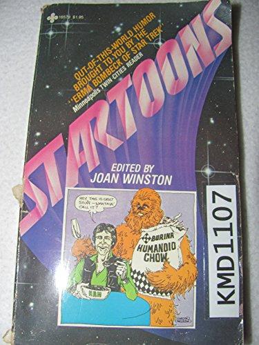 Startoons: Joan (ed.) Winston