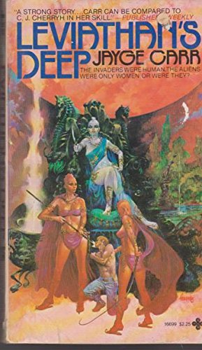 Leviathan's Deep: Carr, Jayge