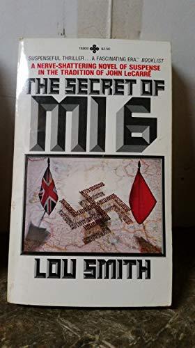 9780872168008: The Secret of MI6