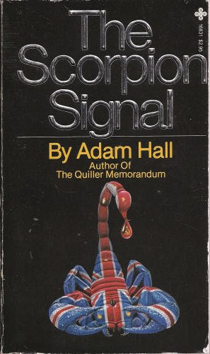 9780872168312: The Scorpion Signal