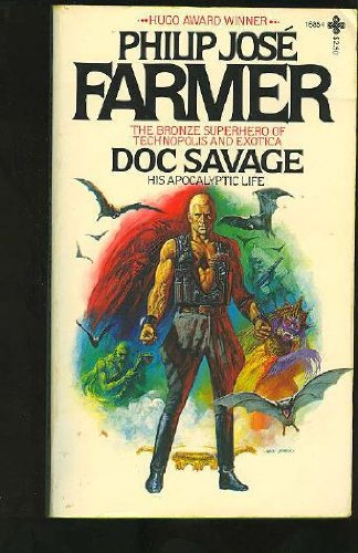Doc savage apocalyptic by farmer abebooks doc savage his apocalyptic life philip jose farmer fandeluxe Images