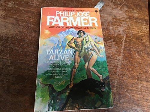 9780872168763: Tarzan Alive