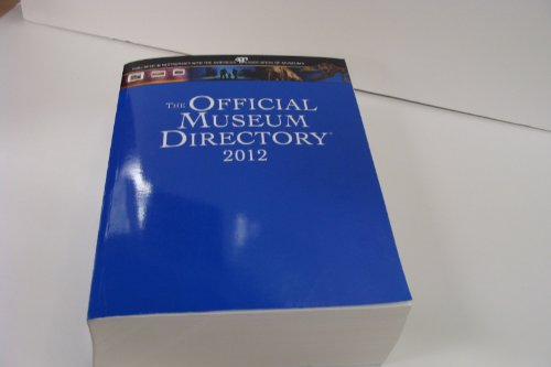 9780872170131: Official Museum Directory 2012