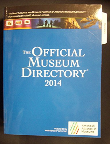 9780872170292: The Official Museum Directory 2014