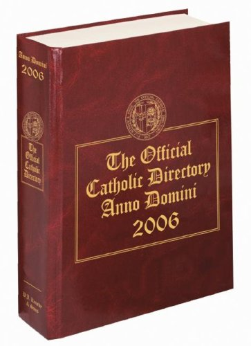 The Official Catholic Directory Anno Domini 2006