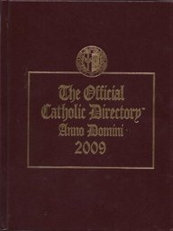 9780872175525: The Official Catholic Directory 2009