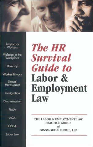 9780872182936: Hr Survival Guide