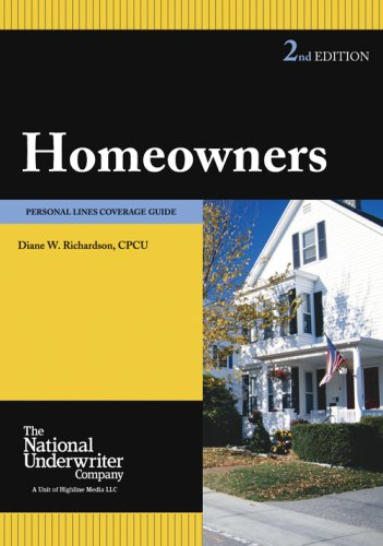9780872183957: Homeowners Coverage Guide: Intrepretation and Analysis