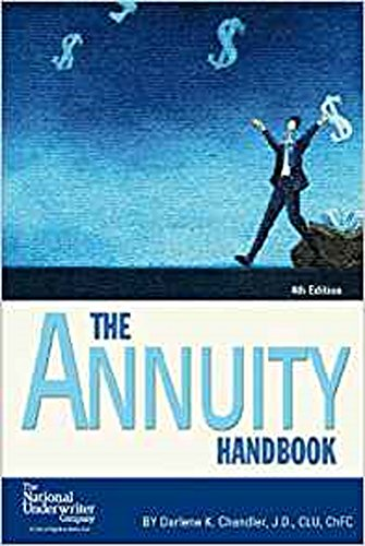 9780872186668: The Annuity Handbook