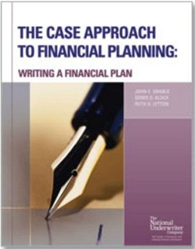 9780872186699: The Case Approach To Financial Planning