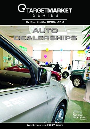 9780872188334: Target Market Series - Auto Dealerships