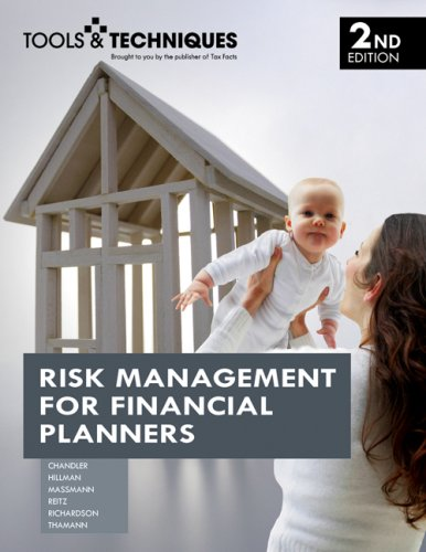 Risk Management for Financial Planners (Paperback): Christine Barlow