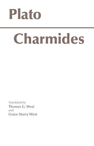 9780872200104: Charmides (Hackett Classics)