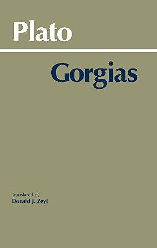 9780872200166: Gorgias (Hackett Classics)