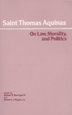 9780872200319: On Law, Morality, and Politics