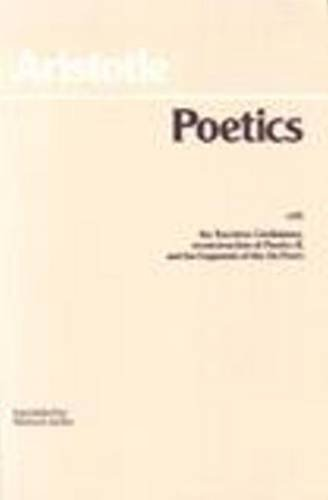 9780872200340: Poetics: with the Tractatus Coislinianus, reconstruction of Poetics II, and the fragments of the On Poets (Hackett Classics) (Bk. 1)