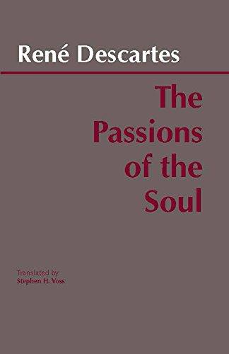 9780872200357: The Passions of the Soul: Les Passions De l'Âme