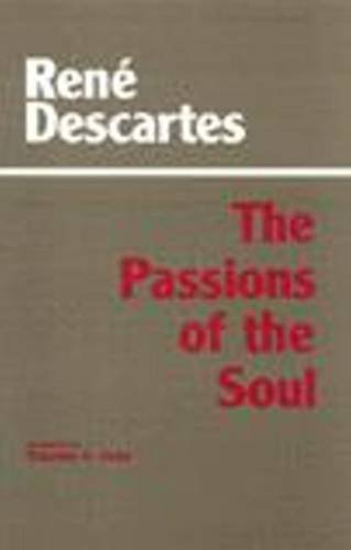9780872200364: Passions of the Soul (Hackett Classics)