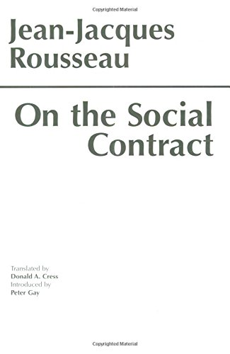 On the Social Contract: Jean-Jacques Rousseau (author),
