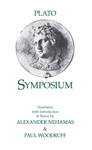 0872200760 - Plato Symposium Hackett Classics by Plato ...