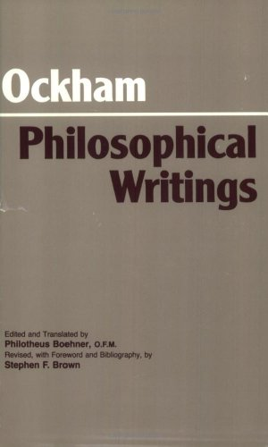 9780872200784: Philosophical Writings: A Selection