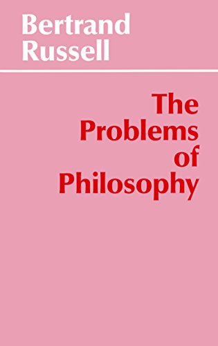 9780872200982: The Problems of Philosophy (Hackett Classics)
