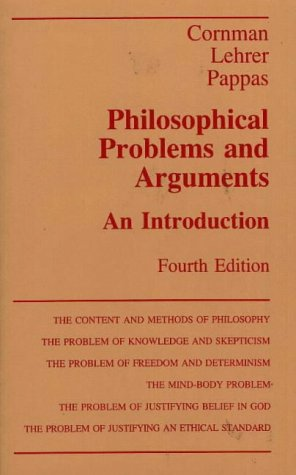 9780872201248: Philosophical Problems and Arguments: An Introduction