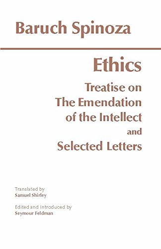 9780872201309: Ethics: with The Treatise on the Emendation of the Intellect and Selected Letters (Hackett Classics)