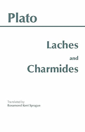 9780872201347: Laches and Charmides (Hackett Classics)