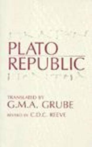Republic (Hackett Classics) (0872201376) by Plato