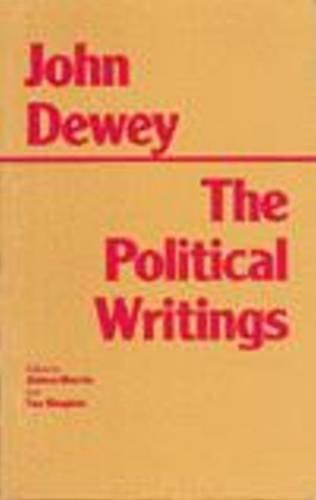 9780872201910: Dewey: The Political Writings (Hackett Classics)