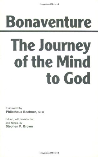9780872202009: The Journey of the Mind to God (Hackett Classics)