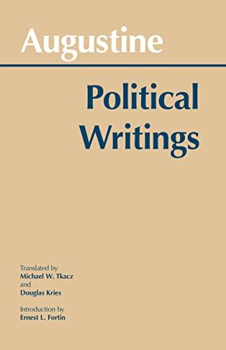 9780872202108: Augustine: Political Writings (Hackett Classics)