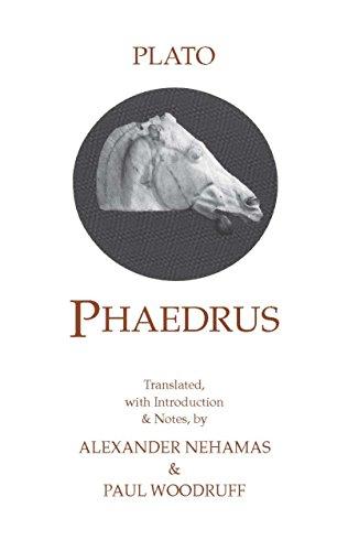 9780872202207: Phaedrus (Hackett Classics)