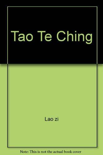 9780872202337: Tao Te Ching
