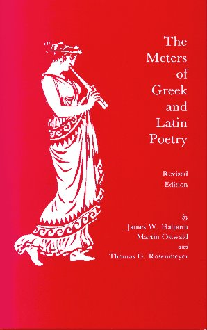 9780872202436: The Meters of Greek and Latin Poetry