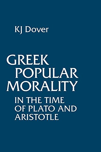9780872202450: Greek Popular Morality in the Time of Plato and Aristotle