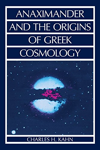 9780872202559: Anaximander and the Origins of Greek Cosmology