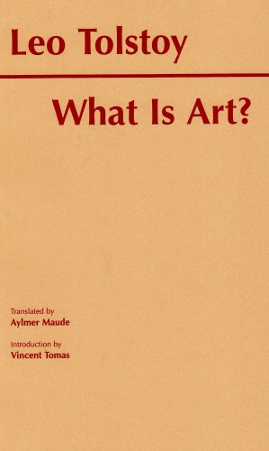 9780872202955: What Is Art?